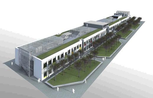 Evropska sredstva za Biotehnološko stičišče Nacionalnega inštituta za biologijo