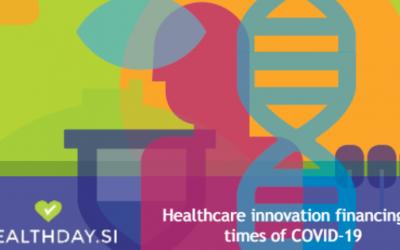 MeetUp webinar 9. april 2020: Financiranje zdravstvenih inovacij v času COVID-19
