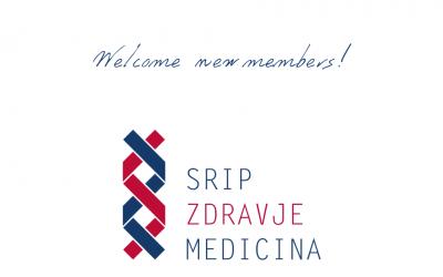 Dobrodošlica novemu članu SRIP Zdravje – medicina
